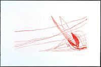 Untitled, 2005. Radierung von Paco KNÖLLER (*1950 D), handsigniert