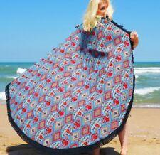 MASTIC Beach Roundie Turkish Towel -LA PLAJ