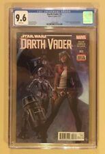 Darth Vader (2015) # 3 CGC 9.6 NM+ Marvel 1st appearance Doctor Aphra 0-0-0 BT-1