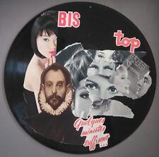 Collage sur vinyle 33 tours - Bis Top