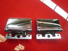 FORD NEW INNER DOOR HANDLES CHROME SUIT XY GT XW XR ZD