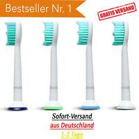 4 8 12 16 Stück Ersatzbürsten für Philips Sonicare Aufsteckbürsten Bürstenköpfe