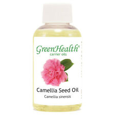 2 fl oz Camellia Oil Carrier Oil (100% Pure & Natural) - GreenHealth