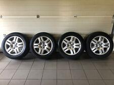 Winterkomplettsatz für VW Touareg auf Alufelgen  235/60 R18 107H