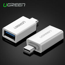 Ugreen USB C 3.1 Type C to USB-A 3.0 Female Adapter Converter Fr Mac Nexus 5X 6P