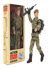Action Man Acr01100 Soldier Deluxe Figure (new)