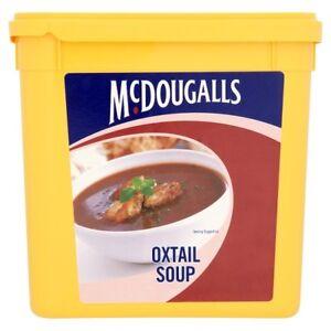 McDougalls Oxtail Soup 2.25 KG