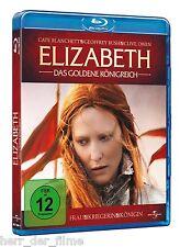 ELIZABETH, DAS GOLDENE KÖNIGREICH (Blu-ray Disc) NEU+OVP