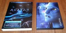 Avatar (Blu-ray Disc, 2010, 3-Disc Set, Extended Collectors Edition) w/slipcover