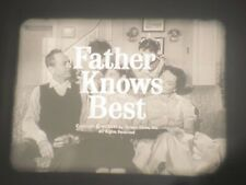 """16MM TV SHOW """"FATHER KNOWS BEST"""", NETWORK PRINT, ORIGINAL COMMERCIALS"""
