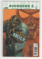 Ultimate Avengers 2 #4 Mark Millar Carlos Pacheo Hawkeye Captain America 9.4
