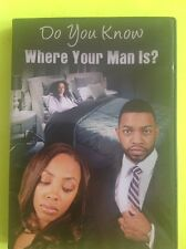 Do You Know Where Your Man Is (DVD, 2013)Authentic US