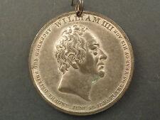 1831 WILLIAM IIII CORONATION COMMEMORATIVE MEDALLION