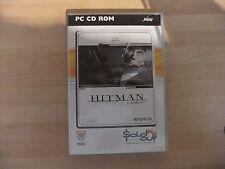 Hitman Codename 47 PC CD ROM GOOD CONDITION