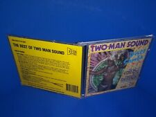 THE BEST OF TWO MAN SOUND DISCO SAMBA CD - A470