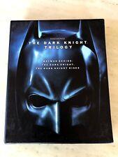 Dark Knight Trilogy Batman Begins The DK, The DK Rises + Special Features 5 DVDs