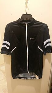 Mens Skins Full Zip Short Sleeve Cycling Jersey Size XL