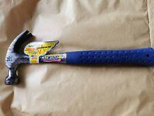 Estwing E3/16C  Curved Claw Hammer - Blue 16oz