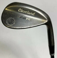 CLEVELAND CG-15  60° LOB DYNAMIC GOLD STEEL SHAFT ZIP GROOVES PREOWNED