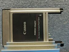 Canon PCMCIA Adapter For CompactFlash CF Memory Cards