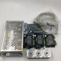 CNC Stepper Motor Driver Kit 3Axis Nema17 40oz.in CNC milling laser XYZ Axis Set