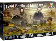 Italeri 1:72 6182: Schlacht bei Malinava WWII 1944