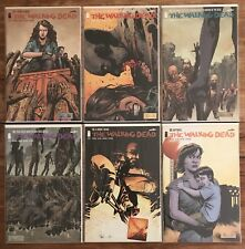 "The Walking Dead #127-132 ""A New Beginning"" 1st Prints Image Comics"