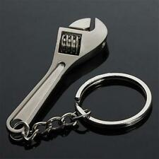 Spanner Gift Keychains Keyrings Adjustable Wrench