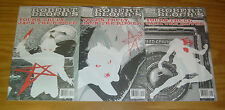 Robert Bloch's Yours Truly, Jack the Ripper #1-3 VF/NM complete series set 2