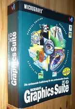 Buch  MICROGRAFX Graphics Suite, Grafik-Lösung für den professionellen Einsatz,