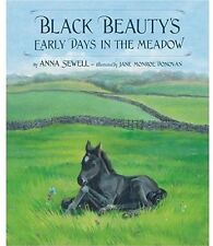 Black Beautys Early Days in the Meadow (Classic Picture Books) by Anna Sewell