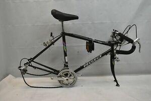 1989 Peugeot Jubilee Touring Road Bike Frame Set X-Small 47cm Steel USA Charity!