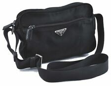 Authentic PRADA Nylon Leather Shoul