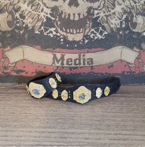 Toybiz NWA Tag Team Championship Title Belts WWE TNA WCW ECW NWA AEW