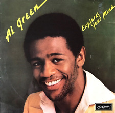 Al Green - Explores Your Mind (LP) (G+/G+)
