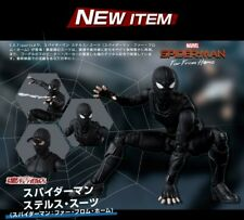 Bandai S.H. Figuarts Spiderman Far From Home Stealth Suit Limited Exclusive NEW