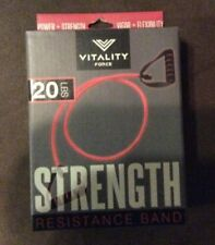 Vitaly force Resistance Band 20lbs Pull Up Strength V17040