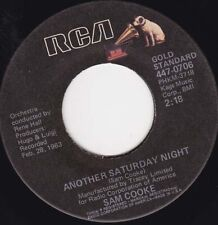 """SAM COOKE - Another Saturday Night  7"""" 45"""