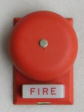 """vtg. cast Iron Fire Alarm with 6"""" Bell"""