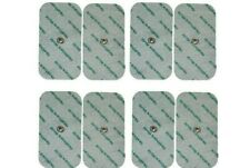 8 Tens Electrode 3.5mm High Quality Stud Pads for BEURER, SANITAS TENS MACHINES