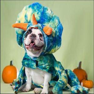 Dinosaur Halloween Dog Pet Costume Medium (New with Tags)