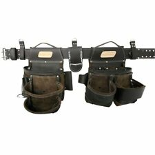 FREE HAMMER HOLDER AND BELT - AWP HP General Construction Leather Tool Rig