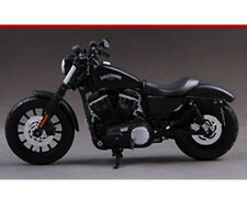 Maisto 1/12 Harley Davidso 2014 SPORTSTER IRON 883 Diecast Model Motor Black