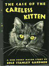 Erle Stanley Gardner:  The Case of the Careless Kitten  Morrow 1942