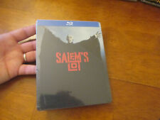 SALEM'S LOT  BLU RAY HORROR SteelBook US Edition NEW FACTORY SEALED