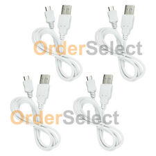 4 NEW USB Micro Charger Cable for Phone Samsung Galaxy S5 S6 Edge/Core Prime HOT