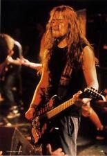 Sepultura Andreas Kisser Guitarist Int. Clipping OBLIQUE