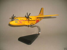 C-27J Spartan Canada RESCUE Wood Airplane Model Regular Free Shipping
