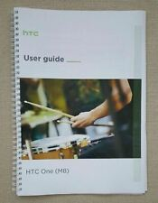 HTC Desire ONE M8 user guide instruction manual COLOUR 208 pages A5