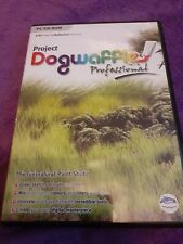 PROJECT DOGWAFFLE PROFESSIONAL PC CD-ROM - WITH ACCOMPANYING BOOKLET
